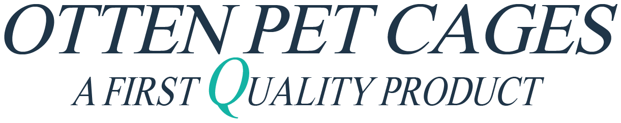 Logo Otten Pet Cages